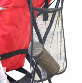 Сумка сетка для коляски