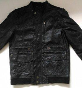 Куртка,кожзам L