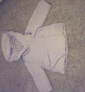 Куртка для девочки Zara