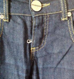 Джинсовые брюки бренда PINKO
