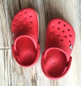 Сrocs детская обувь