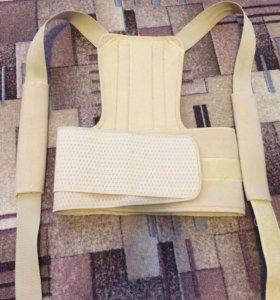 Корсет ортопедический детский Orlett