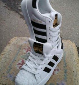 Кросовки,adidas,суперстар