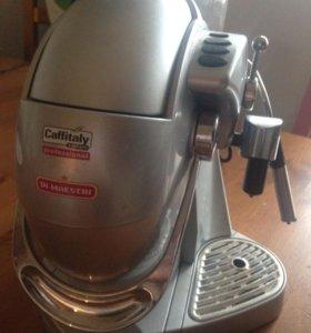 Капсульная кофемашина с капучинатором Caffitaly