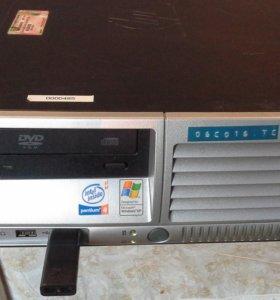 Intel Pentium 4 HT Prescott