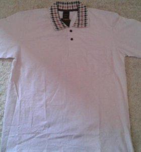 Рубашка поло. Новая 54разм