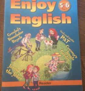 Книга для чтения к учебнику англ. языка 5-6 класс