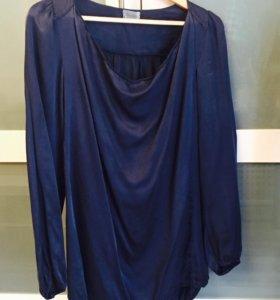 Блузка. 100% шелк.