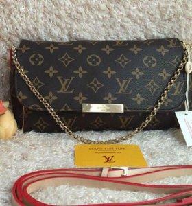 Сумка- клатч LV Louis Vuitton