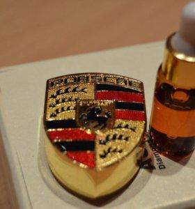 Освежитель на дефлектор Porsche