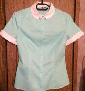Блузка (рубашка с коротким рукавом)
