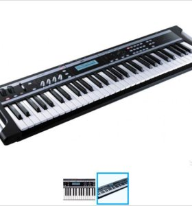 Профессиональный синтезатор KORG X50. Новый. Торг.