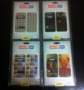 Пленки на айфон 4/4s iPhone 4/4s
