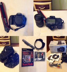 Canon 7D Kit Ef-S 18-135 IS