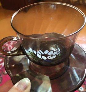 Новый набор для кофе 6 предметов