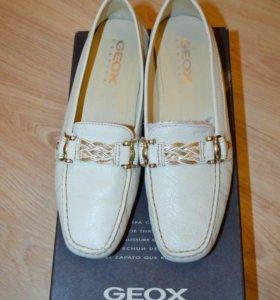 Туфли - мокасины Geox р. 35