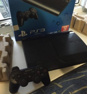 Sony PlayStation super slim 500gb