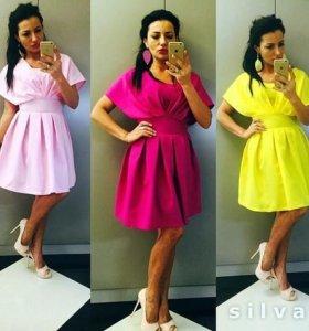 Новое платье.Очень красивое.