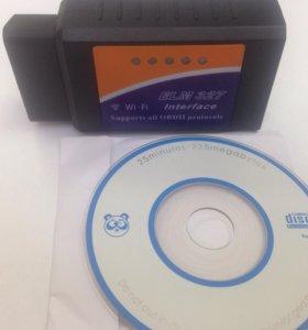 ELM 327 Wi-Fi OBD 2