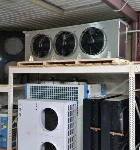 Конденсаторы и воздухоохладители новые