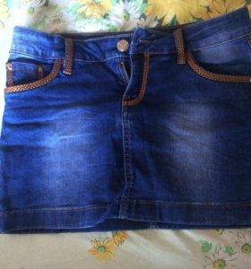 Юбка джинсовая!!!