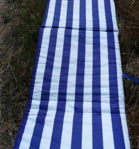 Матрац для лежака и палатки