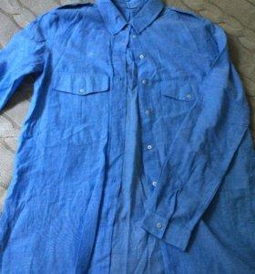 Блузка-рубашка Mango