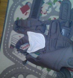 детская переноска-рюкзак