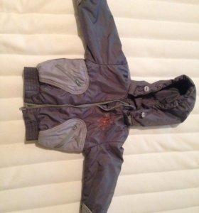Куртка на мальчика, р. 92