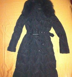 Пуховик-пальто Savage
