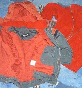 Куртка Tillson 2 в 1.