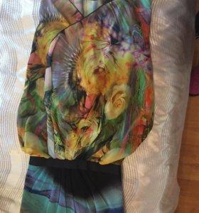 Новое платье Кира пластилина