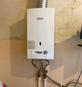 Сантех работы замена радиаторов отопления и прочее