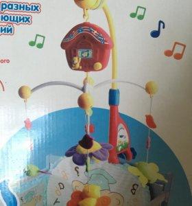 Детская музыкальная игрушка