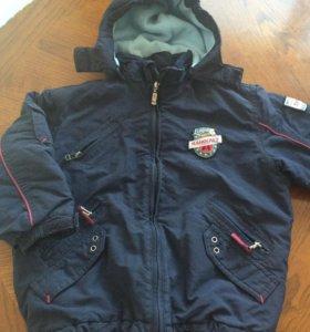 Куртка зимняя 110 116
