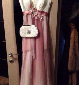 Платье на выпускной вечер!