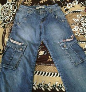 Новые джинсы 46-48