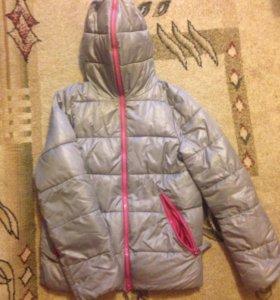 Зимняя куртка ☃️❄️