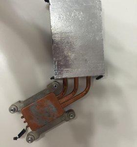 Радиатор с теплотрубками для imac 21,5