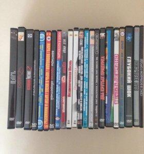 DVD диски 26 штук