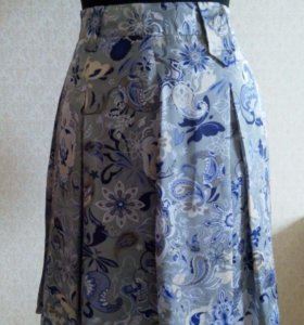 Шелковая юбка Zolla