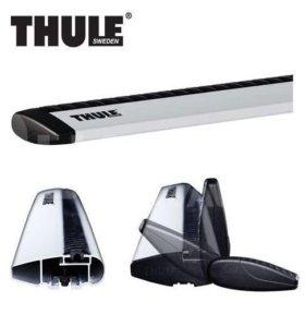 Прокат (аренда) багажников THULE