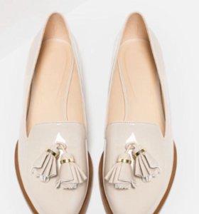 Туфли, зара Zara новые, с этикеткой