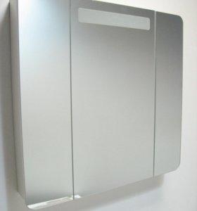 Зеркало - шкаф ЭВА 55/65/75/85 (новые) для ванной