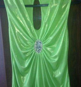 Блузка нарядная 46