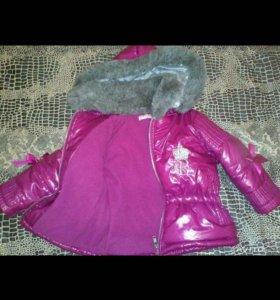 Куртка pepelino 86-92