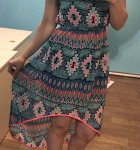 Платье со шлейфом турнцкое