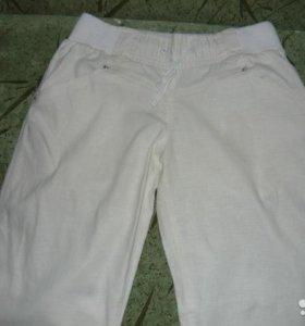 Летний сет:брюки,майка,рубашка