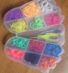 Набор для плетения с резиночкамм