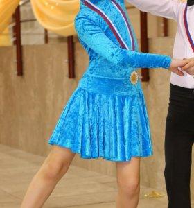 Бальное платье для юниоров